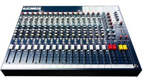 Soundcraft Audio Mixer