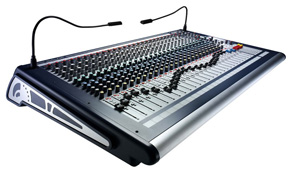 Soundcraft Audio Mixer