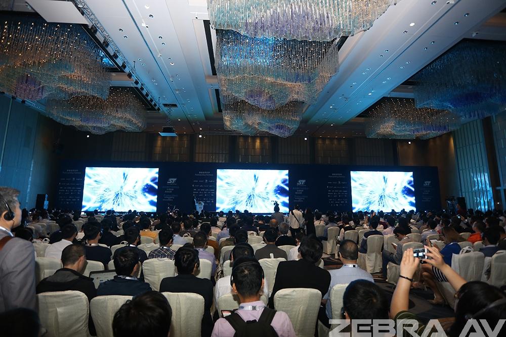STM32峰会2017(AV设备总包)