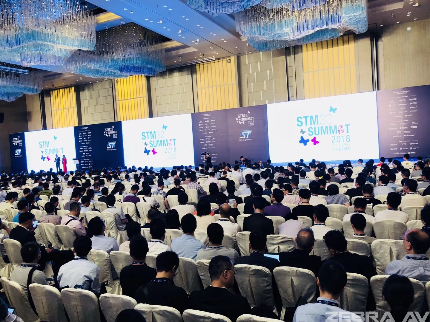 STM32 Summit 2018