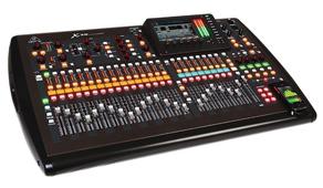 Behringer Audio Mixer